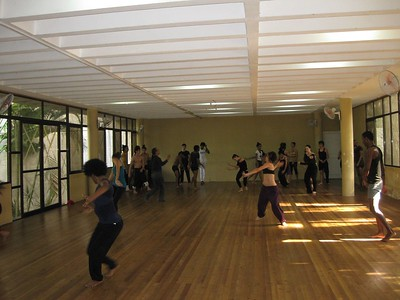 Dance rehearsal1 - Linda Fan