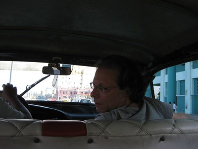 Havana cab interior - Linda Fan