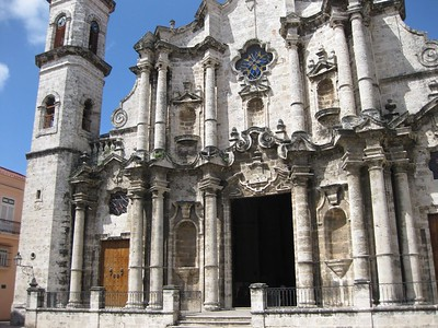 Cathedral exterior - Linda Fan