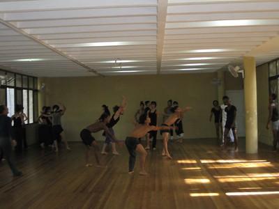 Dance rehearsal2 - Linda Fan