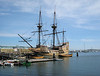Mayflower II, Plymouth
