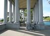 Bike at Plymouth Rock
