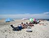 Sand bar, back beach