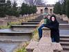 Benjamin, Isabel, and Marian at Meridian Hill Park