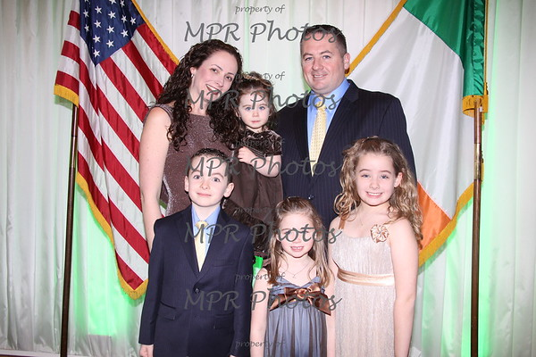 Mayo Society of New York's 133rd Annual Ball & Dinner