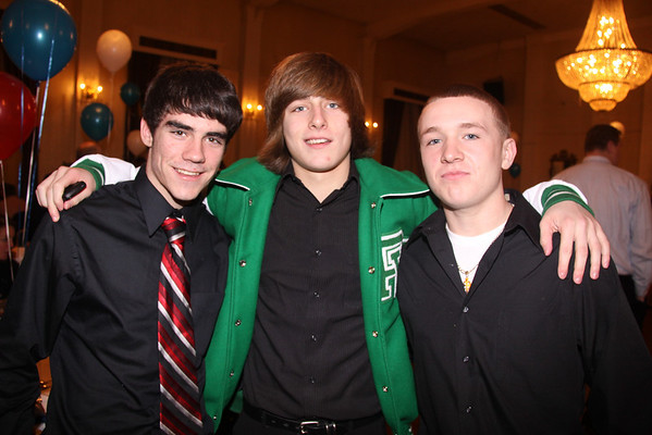 The Gaelic Athletic Association of New York's Minor Board Annual Dinner Dance on Saturday, February 18th 2012