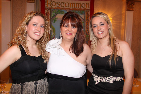 Roscommon Society Annual Dinner Dance 2012
