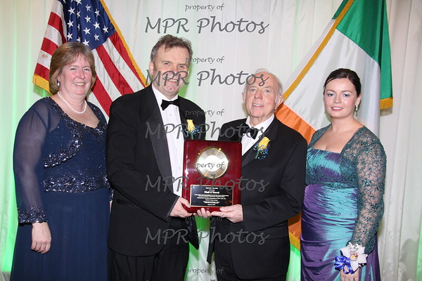 United Itish Counties Association of New York 108th Annual Banquet on Friday, January 27th 2012