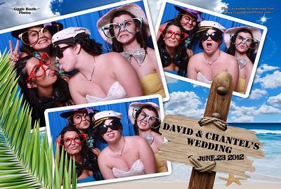 David & Chantel's Wedding Reception