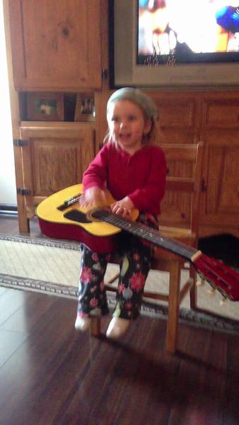 Guitar diva