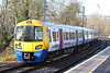 11 December 2012 :: 378211in Lycra Mobile advertising livery at Gospel Oak