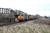 21 December 2012 :: On route for storage at Eastleigh are 20303, 20304, 20302 & 20301 from Wembley (0Z36)