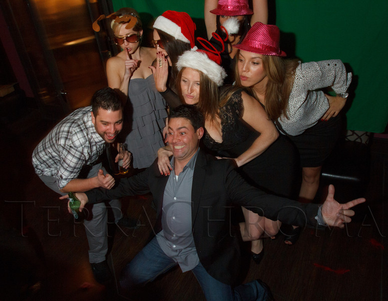 """""""Miracle on Fifth Avenue,"""" the 4th annual holiday party benefiting youth charities, hosted by Madison Carter, at Cherry in Denver, Colorado, on Wednesday, Dec. 5, 2012.<br /> Photo Steve Peterson"""
