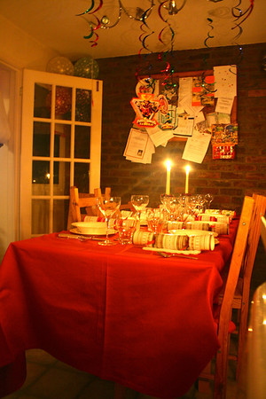 New Years Eve at 85 Wickenden Road