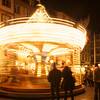 Christmas fair in the streets of Strasbourg
