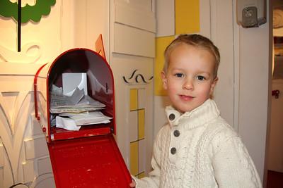 Santa's got mail