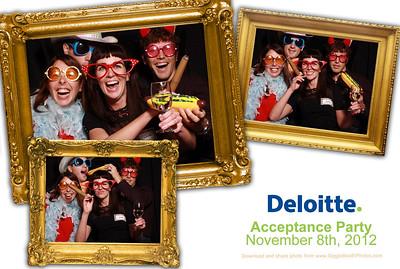 Deloitte Acceptance Party