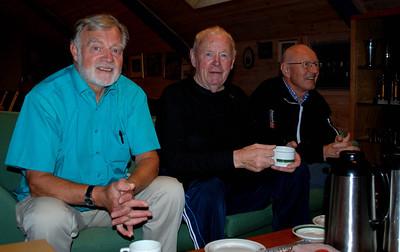 Svein Åge, Jan og Sven Erik