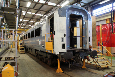 Chiltern coach either 11030 or 11019 in Wabtec.