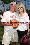 New York Rangers Legend, Rod Gilbert with wife Judy Gilbert