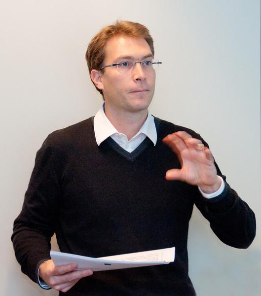 Laurent Aujean, Employment Analysis Unit of DG Employment, European Commission