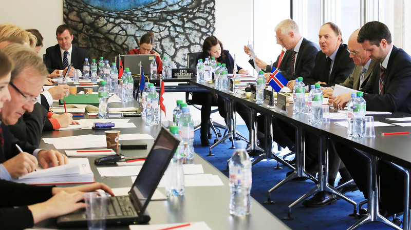 EFTA Council 6 November 2012