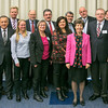 The EFTA Parliamentary Committee at the meeting in Geneva, Switzerland, on 12 November 2012.