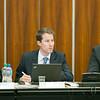 Left: Elena Wildi-Ballabio, Secretary of the Swiss delegation, Thomas Aeschi (Swiss' Peoples Party) and Harry Quaderer (Independent, Liechtenstein)