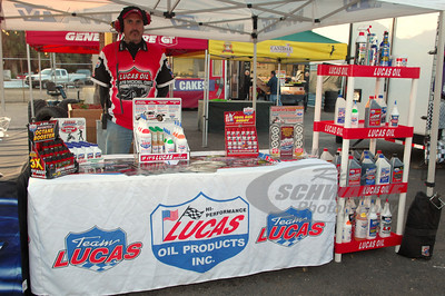 Lucas Oil Products Midway Display