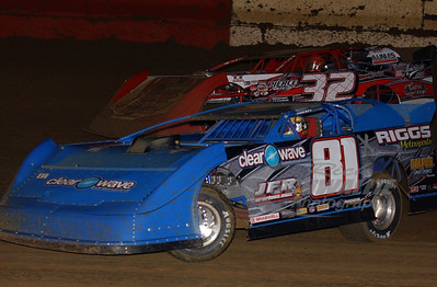Randy Korte, Bobby Pierce