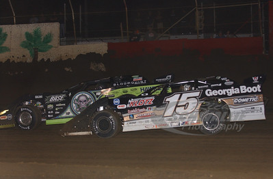 Jonathan Davenport, Scott Bloomquist