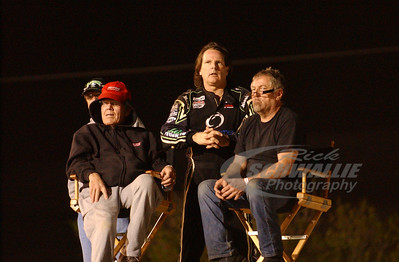 Randy Sweet, Scott Bloomquist, Tony WIggans