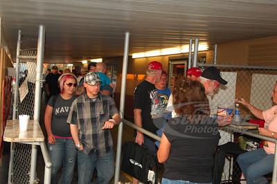 Fans enter East Bay Raceway Park