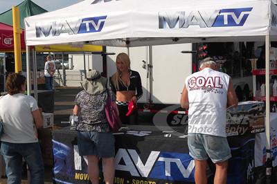 MavTV Midway Display