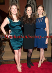 Co-Chairs Courtney Booth, Emily Israel Pluhar, and Stephanie Clark attend EAST SIDE HOUSE SETTLEMENT'S 'Young Collector's Night' Benefit at the 2012 WINTER ANTIQUES SHOW on Thursday, January 26, 2011 at The Park Avenue Armory, 643 Park Avenue, New York, NY  PHOTO CREDIT: Copyright © 2012 Manhattan Society.com by Christopher London