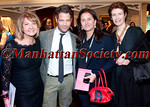 Milly de Cabrol, Nate Berkus, Muriel Brandolini and Wendy Goodman attend EAST SIDE HOUSE SETTLEMENT'S 'Young Collector's Night' Benefit at the 2012 WINTER ANTIQUES SHOW on Thursday, January 26, 2011 at The Park Avenue Armory, 643 Park Avenue, New York, NY  PHOTO CREDIT: Copyright © 2012 Manhattan Society.com by Christopher London