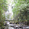 Panama - Footbridge by El Macho Falls