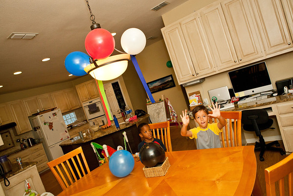 Elijah's Birthday