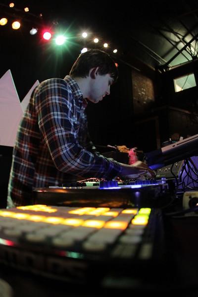 Eliot Lipp   Rhythm & Brews   Chattanooga TN   012612