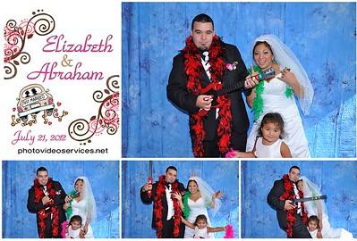Elizabeth & Abraham