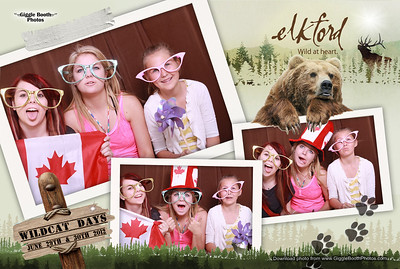 Elkford Wild Cat Days June 30th 2012