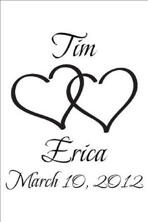 Erica & Tim