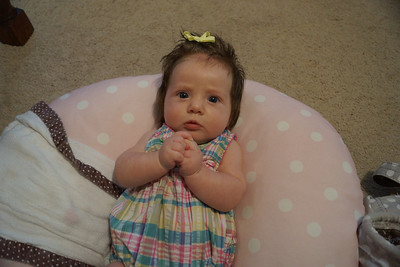 Evangelynn 4 months