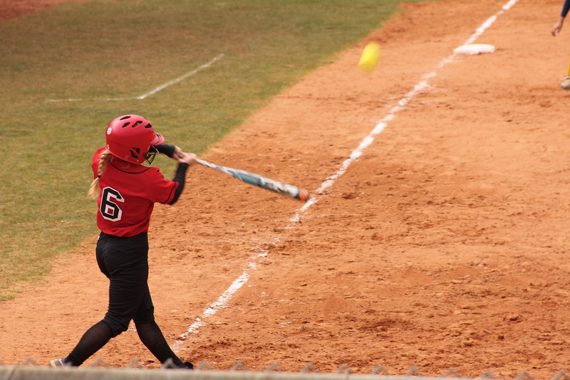 Lady Bulldogs Softball faces off with the A&T State Bulldogs