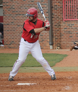 Number 15, Dusty Quattlebaum up to bat