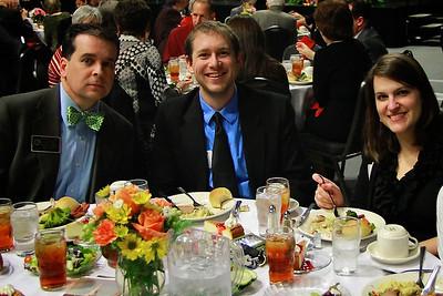 CSO Dinner; February 2012.