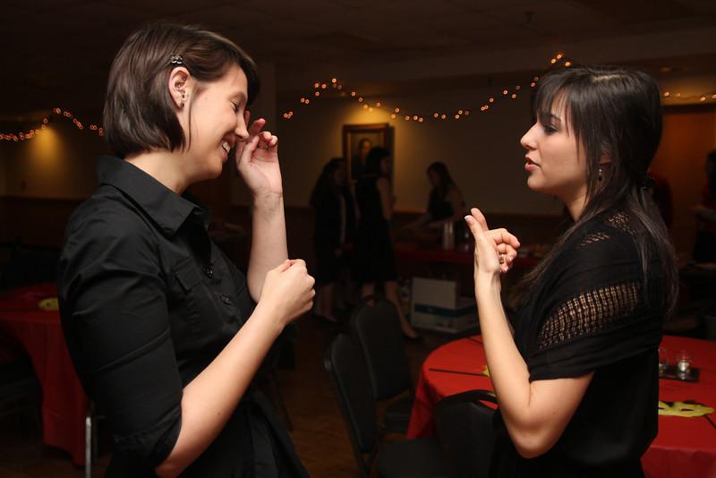 Sister's Valentine's Banquet