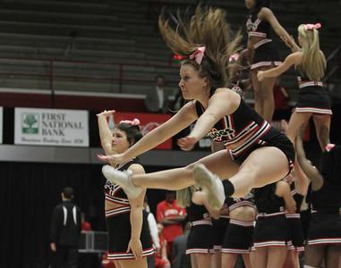 Cheerleader Blair White