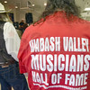 Hall event: VFW Post 972 hosted the annual Wabash Vallley Musician's Hall of Fame induction Sunday afternoon.