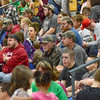 Packed house: Thousands attend the Wabash Valley Folkstyle Open at Terre Haute North Sunday morning.